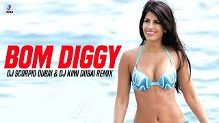 Gambar cover Bom Diggy | Zack Knight x Jasmin Walia | DJ Scorpio Dubai & DJ Kimi Dubai Remix