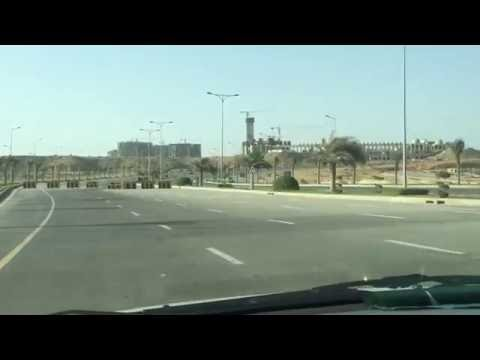 Bahria Town Karachi - Grand Mosque Progress - 15-Sep-2016