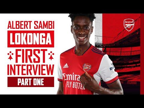 Welcome to The Arsenal, Albert Sambi Lokonga!