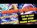 CATCH of THE DAY! Sharknado Slot Machine Strikes Again! Fun w/ Friends!