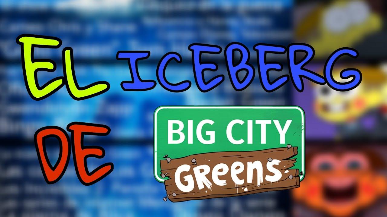 El ICEBERG de LOS VECINOS GREEN - Logan Green