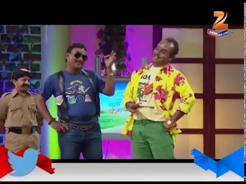 Chala Hawa Yeu Dya | Goa | bhau kadam | kushal badrike | playing as cid | daya and acp praduman