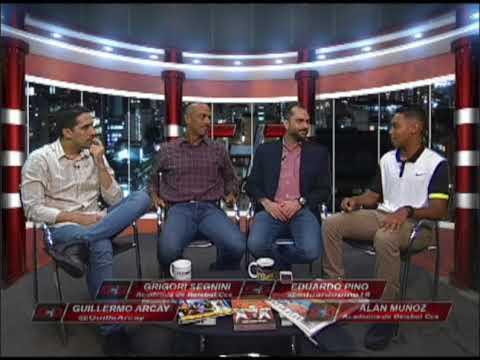 Entrevista Se Habla Deporte (Meridiano TV) 08/09/17