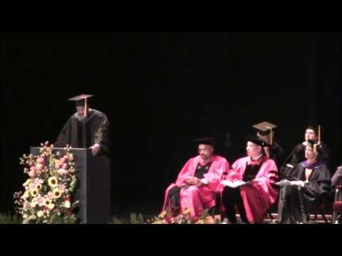 Dr. Robert Ross - Keck School of Medicine Graduation 2013