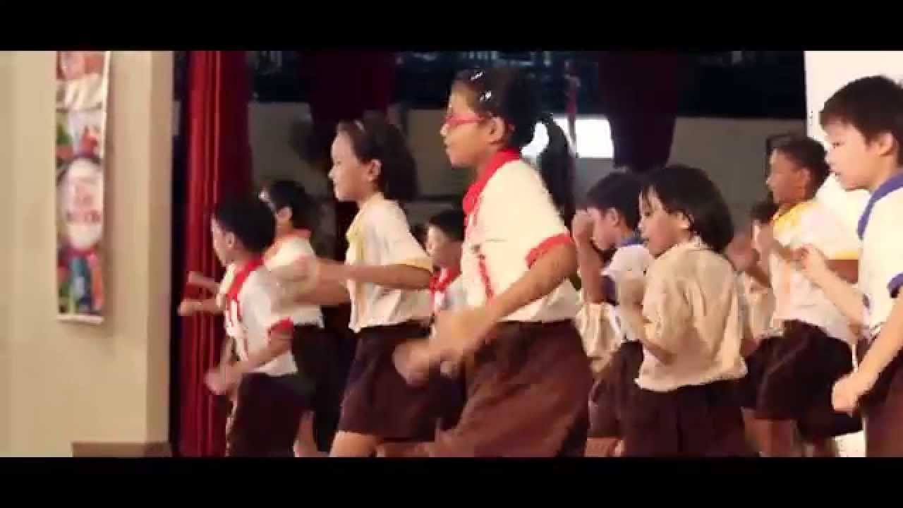 Si Ling Primary School - Creative In Action