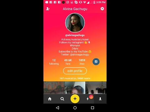 Best musical.ly compilation Kenya