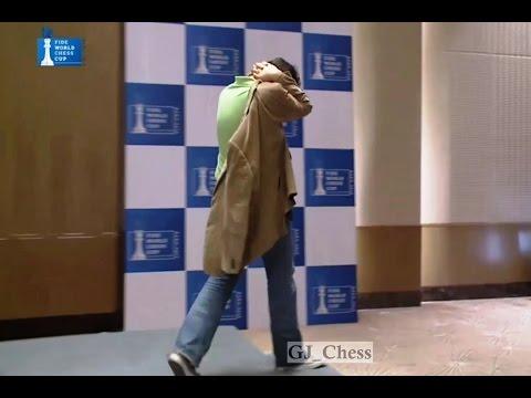 Horrific Blunder (Chess World Cup 2015 Final)