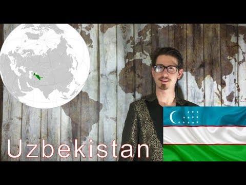 UZBEKISTAN: Storia, curiosità e.. Samarcanda!