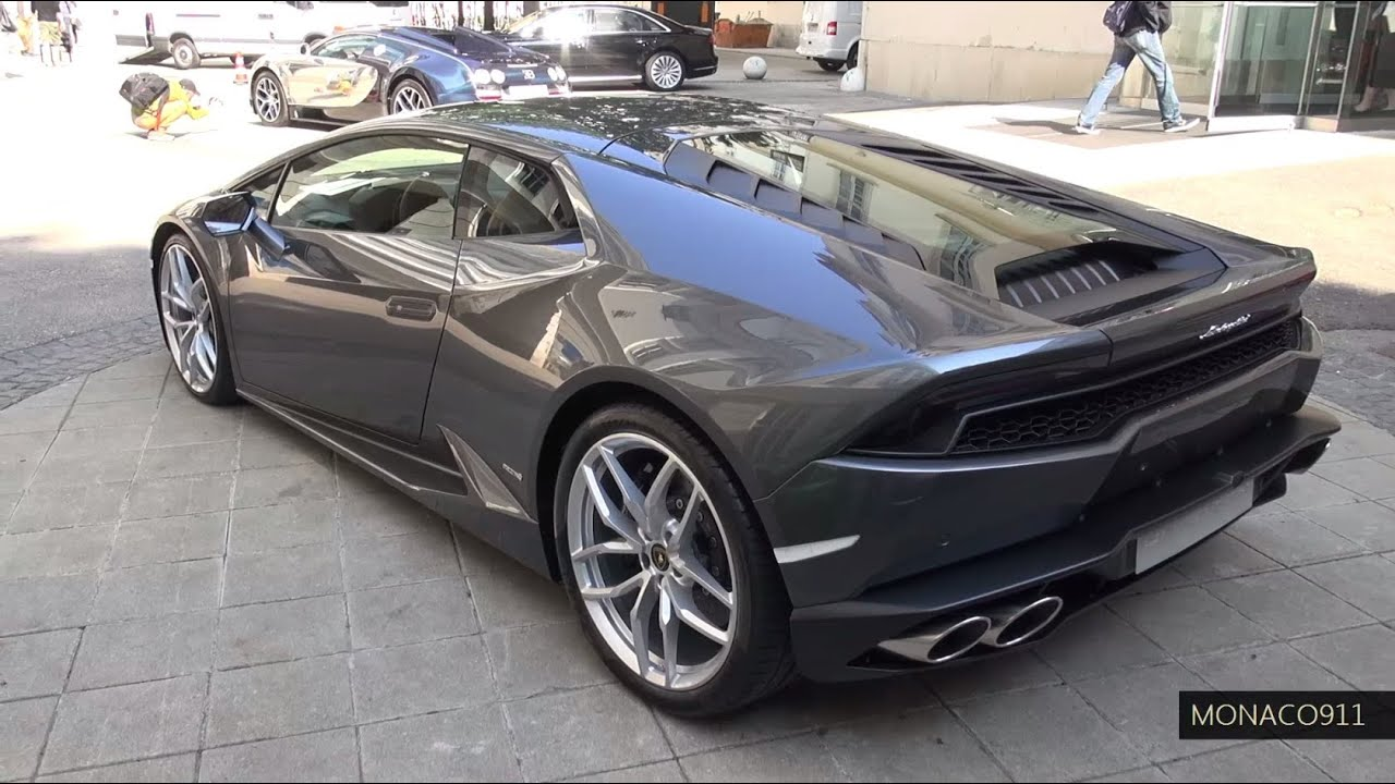 New Lamborghini Huracan Lp610 4 Sound Interior Youtube