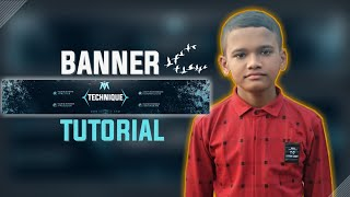 How to make YouTube Channel art With Mobile | Channel art with mobile | Channel art Template |
