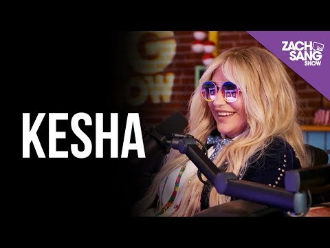 Kesha Talks Praying, Rainbow and Spaceships