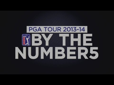 PGA TOUR season by the numbers | 2013-14