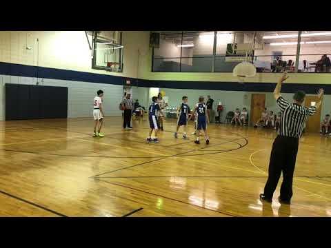 Canes MSB vs Bob Jones Academy 1.23.2020