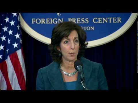 Assistant Secretary Roberta Jacobson Previews the Pathways for Prosperity Forum
