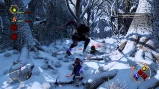 Dragon Age™: Inquisition lvl 19 assassin rogue gameplay
