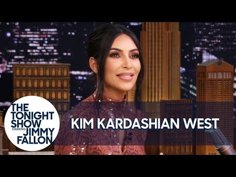 Kim Kardashian West Talks Prep for Baby #4 and Criminal Justice Reform