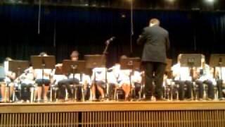 "Fms Wind Ensemble ""ginger Marmalade"" 05.26.2010"