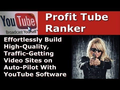 Profit Tube Ranker Bonus - A Bonus for Profit Tube Ranker