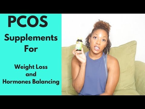 The Best PCOS Supplements | Weight Loss & Hormone Balance | DejaFitBeauty