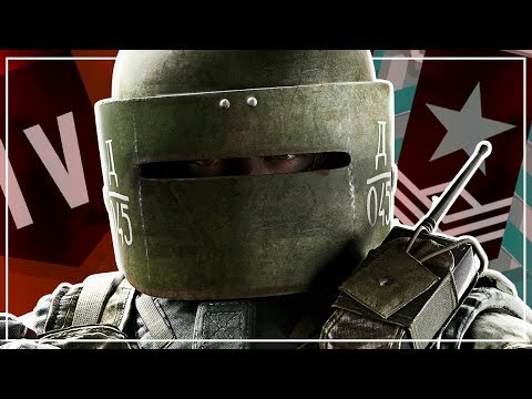 I Played Tachanka For 4 Hours, And It Worked - Rainbow Six Siege