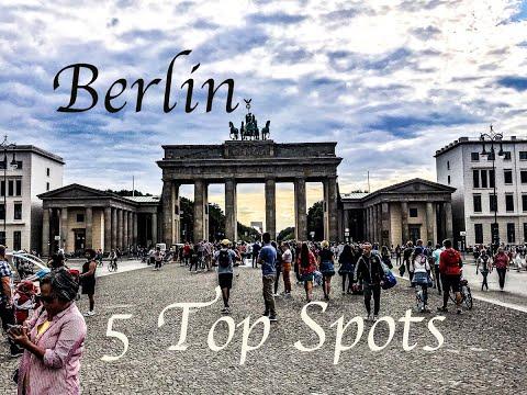 Berlin, Wichtigste Sights Und Spots, Meine 5 Top Sehenswürdigkeiten Ku-Damm, Hackesche Höfe