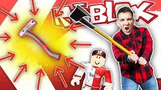 ROBLOX #8: NEJLEPŠÍ SEKERA!! | HouseBox