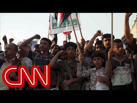 CNN gets exclusive look inside war-torn Yemen