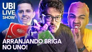 CAÇANDO INIMIZADES NO UNO E TIRANDO UNS RACHAS!! ft.  @Damianizando @RazaH @Bruno Correa - #65
