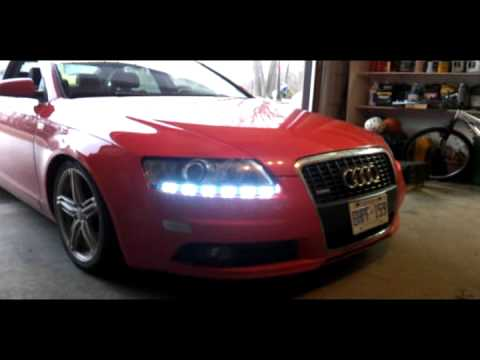 Wired Ridez Audi A6 S Line ShowCar HD YouTube