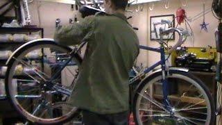 Велосипеди СРСР: Ремонт радянських велосипедів.