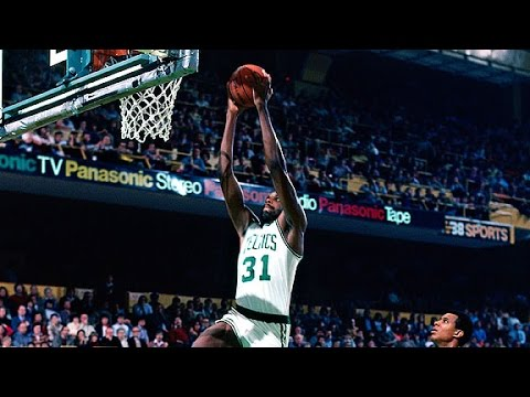 Vintage Cedric Maxwell Highlights