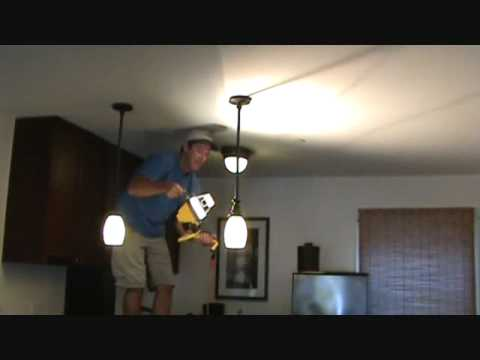 inspecting a water damaged ceiling youtube. Black Bedroom Furniture Sets. Home Design Ideas
