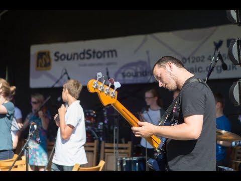 Striking Chords - SoundStorm's Music Education Hub Celebration 2017