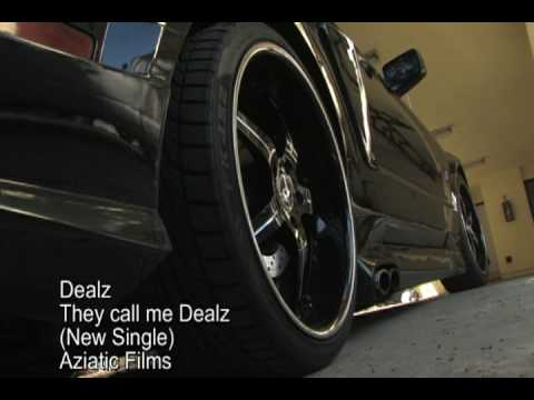 Dealz dedication to his uncle Michael Jackson feat. Jackie Jackson & Aziatic