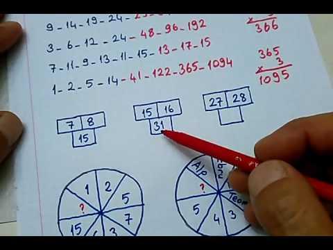 4 Sinif Matematik Sayi Oruntuleri Bulbulogretmen Youtube