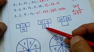 4.sınıf matematik Sayı örüntüleri