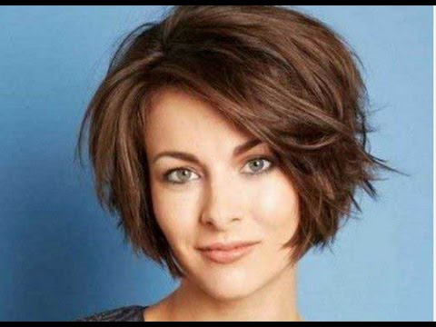 Image Result For Short Choppy Hairstyles For Thick Hair