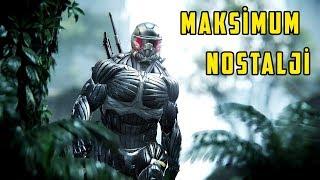 MAKSİMUM NOSTALJİ !! | Crysis Türkçe Bölüm 1