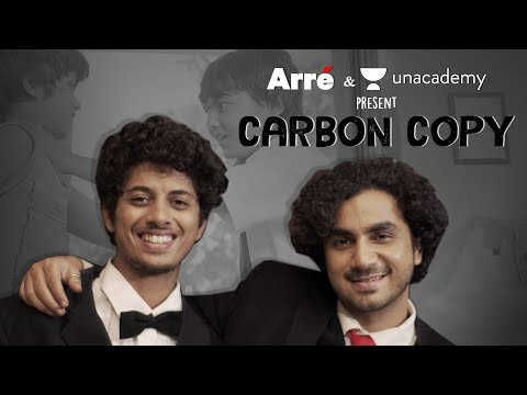 Carbon Copy - A Tale Of Two Brothers ( भाई के नक़्शे कदम पे ) Ft. Mayur More & Namash Bhardwaj