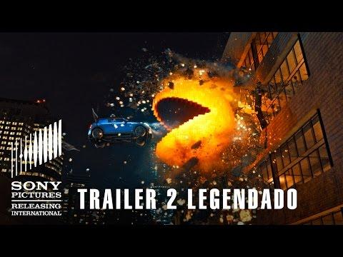 Pixels   Trailer 2 Legendado   23 de julho nos cinemas