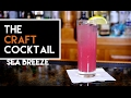 ⛵ How To Make The Sea Breeze / Easy Vodka Cocktail Series 1