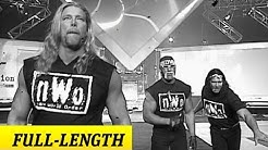 The nWo's WWE Debut