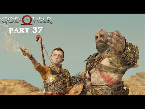 GOD OF WAR 4 MOTHER'S ASHES PART 37 THE END
