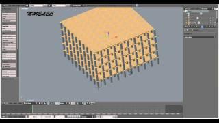 Blender 2.6 Building Destruction Tutorial (part 1)