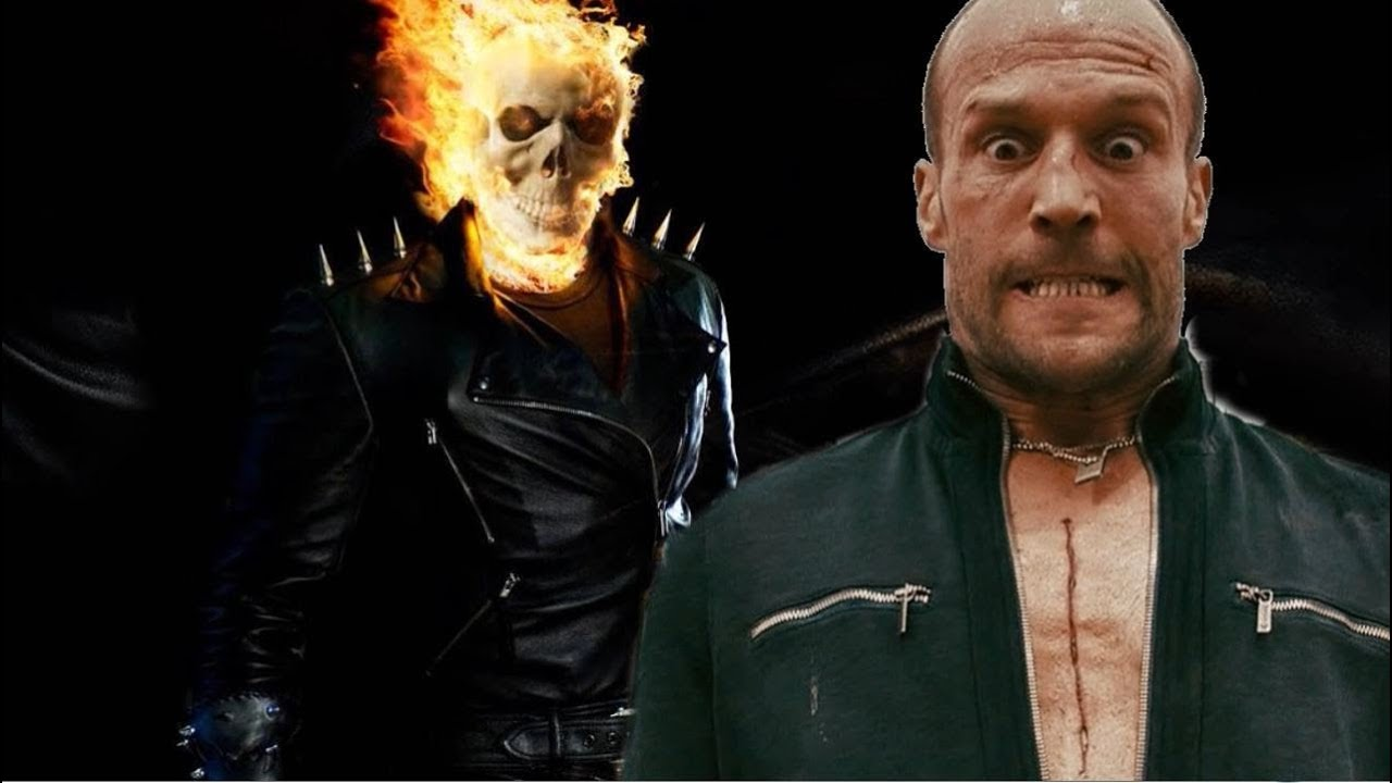 'Ghost Rider 3' & 'Crank 3D' Planned