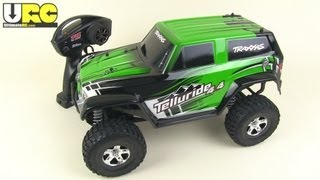 Traxxas Telluride 4x4 first look out of the box