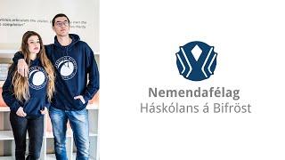Nýjar hettupeysur frá Nemendafélagi Háskólans á Bifröst