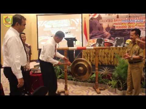 Orientasi DPRD Kabupaten Wonogiri
