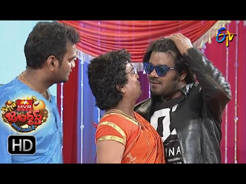 Sudigaali Sudheer Performance | Extra Jabardsth |  17th February 2017 | ETV  Telugu