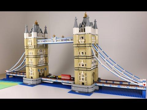 lego creator expert tower bridge review auf deutsch. Black Bedroom Furniture Sets. Home Design Ideas